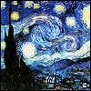 theantijoss: Art by Van Gogh (Art - Starry Starry Night)