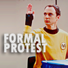 pergamond: ([Big Bang] Sheldon // Formal Protest)