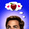 bossymarmalade: jim kirk loves apples (my foot's cold)