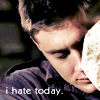 hisescape: (SPN; hate today)