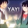 okura: (KnT   thumbs up)