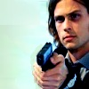 rachaeldoesicons: Reid holding a gun. (CM- Reid (Spencer get your gun))