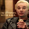 unstablereality: BEER! (Spike with Beer)