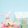dearly: ([stock] pastel bunny)