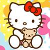 deshypothequiez: (hello kitty w/teddy bear)