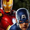 pinigir: Steve & Tony, Captain America & Iron Man. Marvel. (Steve & Tony)