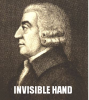 "mithriltabby: Adam Smith with caption ""Invisible Hand"" (Economics)"