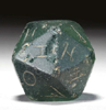 mithriltabby: Ancient Roman icosahedral die (Game)