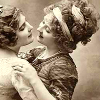 ilpleut: (stock people| vintage lesbians)