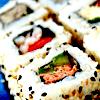 ilpleut: (stock food| sushi roll)