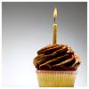 ilpleut: (stock food| birthday cupcake)
