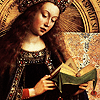 apocalypse_please: Virgin Mary from Ghent Alterpiece (Default)