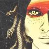 outlineofash: Illustration of Medusa. Artwork by Chris Thornley. (Artwork - New Medusa)