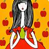 diarama: (apple)