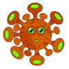 thefourthvine: A round alien with many suckers, looking big-eyed. (Alien surprise)