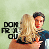 sue_denim: Chuch/Sara (Don't Freak Out)