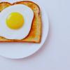 faere: (egg on a bread slice)