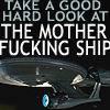 "christycorr: U.S.S. Enterprise (Star Trek XI). <a href=""http://sparkly-stuff.livejournal.com/186446.html"">Text from this parody</a>. (Enterprise!)"