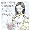 lassarina: (Sarah: Memories, reading)