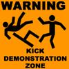 ciircee: (Kick!)