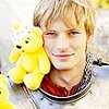 chickwriter: (Merlin - Prince Teddy by lanning)