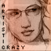 artisticcrazy: Gackt portrait, sketch, with my user-name. (art, gackt, original, sketch)