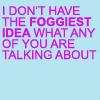 murray: (Keith Murray- Foggiest Idea)