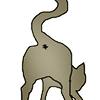 terrier: hyperbole, butt (Blog ↠ For tit kats)