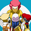 ultros: pokemon (HELLO THERE CHILDREN)