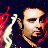 randomling: Chris Kirkpatrick of *nsync raises an eyebrow. (eyebrow)