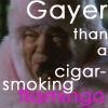 ivyfic: (shatner flamingo)