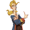 Guybrush Threepwood, Mighty Pirate (tm)