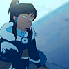 talibusorabat: A young cartoon woman looks incredibly unimpressed (Avatar: Korra Whatever)