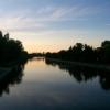 spiderwoman: (canal, sunset)