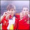 vollton: (Football David Silva/David VIlla)