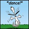 em_kellesvig: Snoopy Dancing (SnoopyDance)