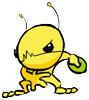yyzeff: (Crouching Alien)