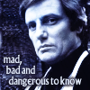 sarahkbee: Avon (Mad bad and dangerous to know)