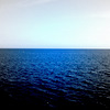 utopia: The endless (and endlessly fascinating) sea. ((Beach) ocean)