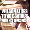 myene: (House MD: wilson: evil!wilson)