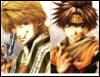 geri: genjo sanzo, son goku, saiyuki (goku saiyuki, sanzo)