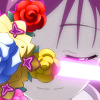 pritticurr: Shining Dream holding her Cure Fleuret (Cure Dream, Shining Dream, Yes! Pretty Cure 5 Go Go)
