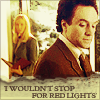 musesfool: josh/donna (i wouldn't stop for red lights)