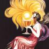 musesfool: art deco brandy ad (been drinking since half-past three)