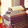 dirty_diana: old-fashioned typewriter (typewriter)