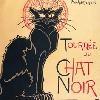latin_cat: (chat noir)