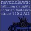 velvetfiction: by sparklystuff (ravenclaw)