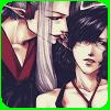 veleda_k: Hwan and Gyokumen Koushu from Saiyuki (Gyokumen Koushu/Hwan)