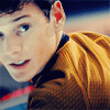 sloth: chekov being adorable (baby chekov)