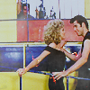 sloth: Sandy and Danny from Grease  (you're the one that I want)